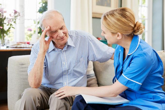 How Companionship Prevents Senior Depression